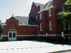First United Methodist Church Handicap Accessible
